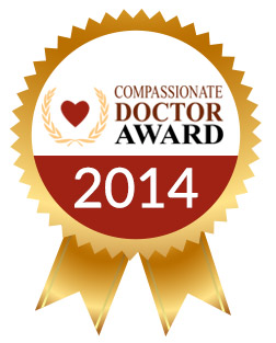 compassionate doctor award doctors reginald ajakwe raymond tatevossian md burbank pain management physicians los angeles california comprehensive pain physicians