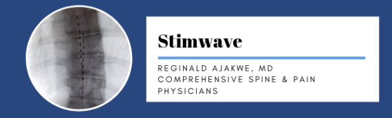 No-Incision Stimwave Implant: Reginald Ajakwe, MD